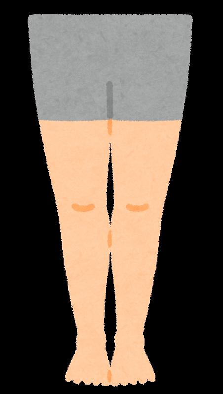 大腿周径のお話
