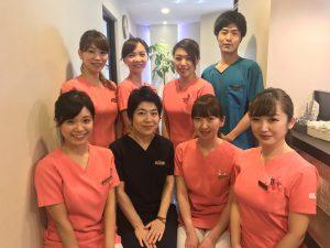 東京ひざ関節症クリニックのスタッフ