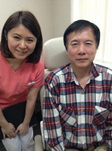 膝の再生医療の体験者