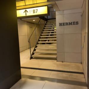 階段のない銀座駅出口のご紹介